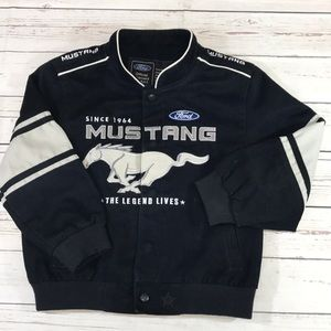 Ford Mustang Racing jacket size 6 Ford licensed